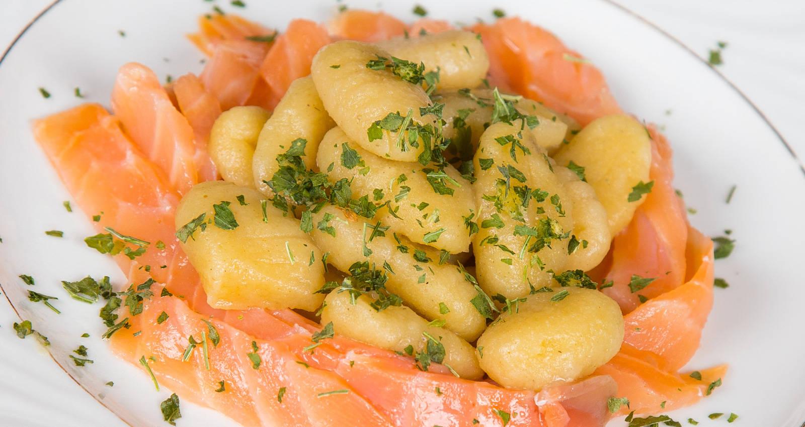 gnocchi-with-salmon